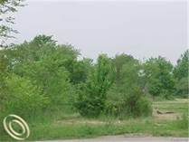 Lots and Land for Sale in Waterford, Michigan $549,900