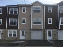 Homes for Sale in memorial university , St. John's, Newfoundland and Labrador $289,900