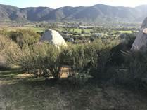 Lots and Land for Sale in San Antonio De Las Minas, Ensenada, Baja California $3,060,000