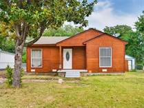Homes for Sale in Dallas, Texas $132,000