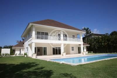 Punta Cana Luxury Villa For Sale    Hacienda 520    Punta Cana Resort, Dominican Republic