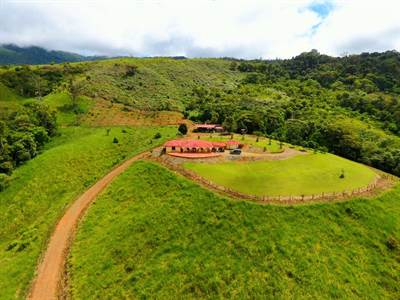 260 Acre Water Rich Farm with Country Home in the Mountains