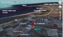 Lots and Land for Sale in El Tezal, Cabo San Lucas, Baja California Sur $889,640