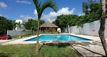Lots and Land for Sale in El Encuentro, Playa del Carmen, Quintana Roo $42,500