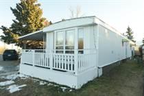 Homes for Sale in Greenwood Village (Mobiles), Calgary, Alberta $39,900