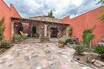 Homes for Sale in San Rafael, San Miguel de Allende, Guanajuato $154,000