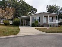 Homes for Sale in The Oaks at Countrywood, Plant City, Florida $64,500