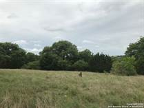 Lots and Land for Sale in New Braunfels, Texas $100,000