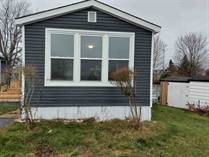 Homes for Sale in Manor Park, Dartmouth, Nova Scotia $140,000
