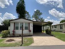 Homes for Sale in Angler's Cove West, Lakeland, Florida $18,000