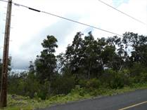 Lots and Land for Sale in Hawaii, OCEAN VIEW, Hawaii $20,000