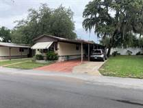 Homes for Sale in RAMBLEWOODS, Zephyrhills, Florida $15,900