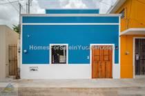 Homes for Sale in Santa Ana, Merida, Yucatan $259,000