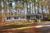 Homes Sold in Lake Sinclair, Eatonton, Georgia $75,000