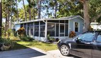 Homes Sold in Riverview Mobile Home Park, Palm Shores, Florida $18,000