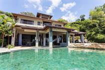 Homes for Sale in Escaleras , Dominical, Puntarenas $3,100,000