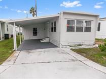 Homes for Sale in Georgetowne Manor, Lakeland, Florida $11,900