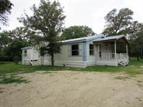 Homes for Sale in Oak Hills Ranchettes, Seguin, Texas $129,900
