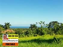 Lots and Land for Sale in La Mulata, Sosua, Puerto Plata $204,183