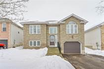 Homes Sold in Fergus, Ontario $599,900