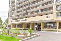 Condos for Sale in Downtown, Kitchener, Ontario $299,500