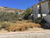 Lots and Land for Sale in Pedregal, Cabo San Lucas, Baja California Sur $375,000