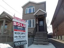 Homes Sold in Rogers/Old Weston Rd, Toronto, Ontario $1,269,000