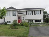 Homes for Sale in Mount Pearl, Newfoundland and Labrador $309,900