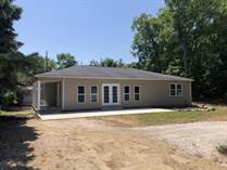 Homes Sold in Port Austin Township, Michigan $187,500