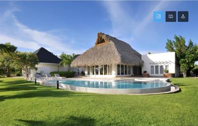 Cap Cana Luxury Villa For Sale  | Punta Cayuco 1341  | Punta Cana, Dominican Republic