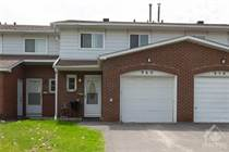 Homes for Sale in Carson Meadows, Ottawa, Ontario $449,000