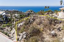 Lots and Land for Sale in Camino Del Sol, Cabo San Lucas, Baja California Sur $835,000