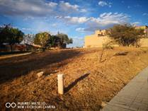 Lots and Land for Sale in Vista Antigua, San Miguel de Allende, Guanajuato $130,000
