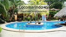 Condos for Sale in Cocomarindo, Playas Del Coco, Guanacaste $60,000