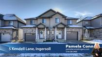 Homes Sold in Ingersoll, Ontario $354,000