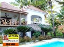 Homes for Sale in La Mulata, Sosua, Puerto Plata $285,000