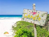 Lots and Land for Sale in Chemuyil , Tulum, Quintana Roo $2,500,000