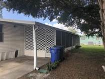 Homes for Sale in Carefree Village, Tampa, Florida $43,000