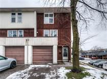 Condos for Sale in East Galt, Cambridge, Ontario $315,000