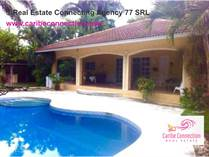 Homes for Sale in Encuentro Beach, Cabarete, Puerto Plata $359,989