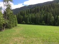 Lots and Land for Sale in Glade, Castlegar, British Columbia $243,500