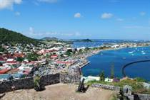 Commercial Real Estate for Sale in Marigot, Saint-Martin (French) $99,000