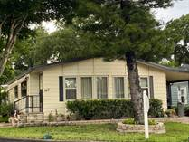 Homes Sold in Southwind Mobile Home Park, Palm Harbor, Florida $75,000