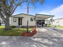 Homes for Sale in Whispering Pines MHP, Kissimmee, Florida $35,000