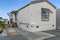Homes for Sale in Harbor Village Mobile Home Park, Redwood City, California $219,000