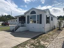 Homes Sold in Thre Lakes RV Resort, Hudson, Florida $34,900