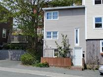 Homes for Sale in Downtown St John's, St. John's, Newfoundland and Labrador $189,900