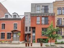 Homes for Sale in Plateau Mont Royal, Montréal, Quebec $599,000