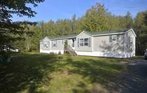 Homes for Sale in Waasis, Fredericton, New Brunswick $74,900
