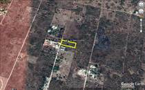 Lots and Land for Sale in Izamal, Yucatan $900,000